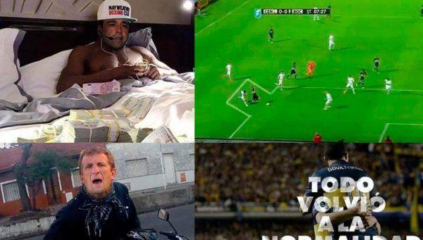 Los memes del Boca campeón de la Copa Argentina
