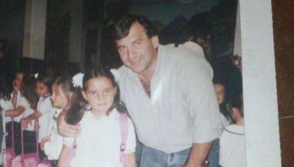 El papá de Chiara Páez se va para no matar a los culpables