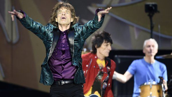 Entradas agotadas para los Rolling Stones en tiempo récord