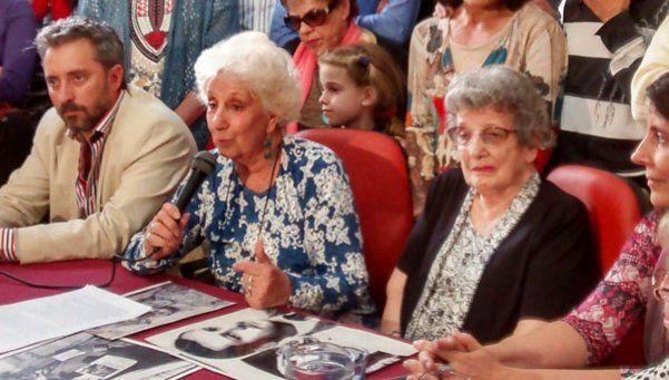 Abuelas anunció la recuperación de Martín, el nieto 118
