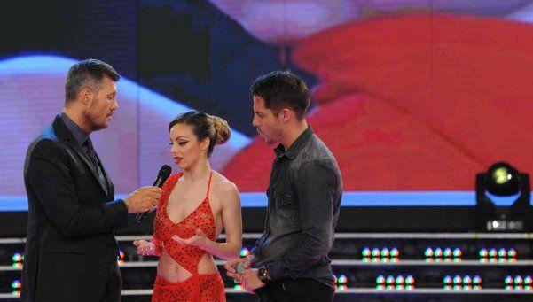 Bailando: el tango arrancó con puntajes altos y encontronazos