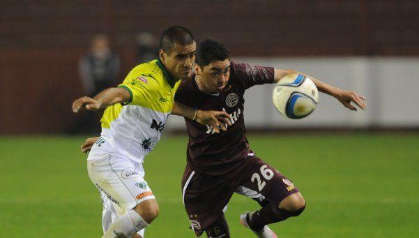 Lanús le ganó a Sarmiento en el arranque de la última fecha