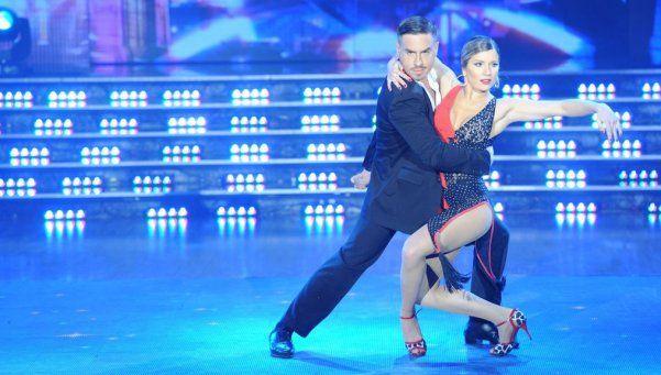 Buen puntaje para Fede y Laurita en el Tango