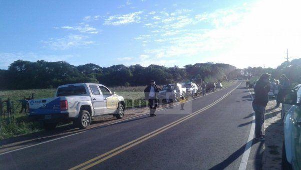 Se estrelló una avioneta en Corrientes: dos muertos
