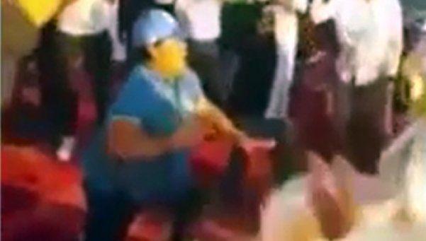 Diego fue a jugar un amistoso a Marruecos, pero la rompió bailando