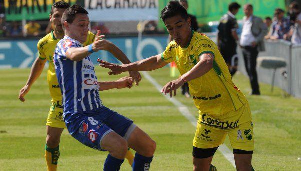 Defensa y Godoy Cruz, un empate que no le sirvió a ninguno
