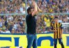 Coudet seguirá siendo el director técnico de Rosario Central