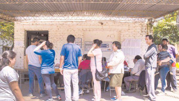 Por una protesta de vecinos suspenden comicios donde se habían quemado urnas