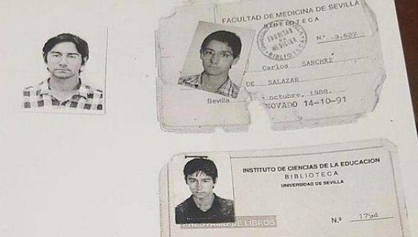 Ermitaño asegura ser español desaparecido hace 17 años