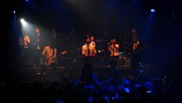 Los desafíos de Octafonic, una banda de música hecha por músicos