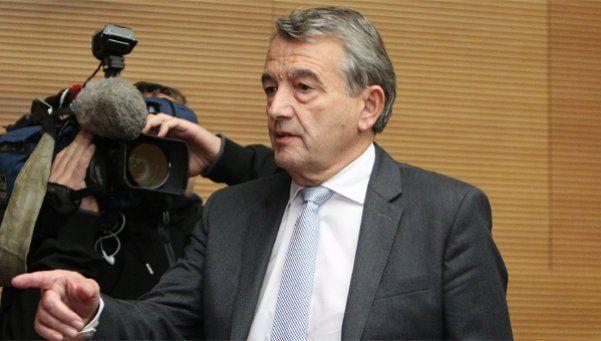 Escándalo FIFA: renunció el presidente de la Federación Alemana