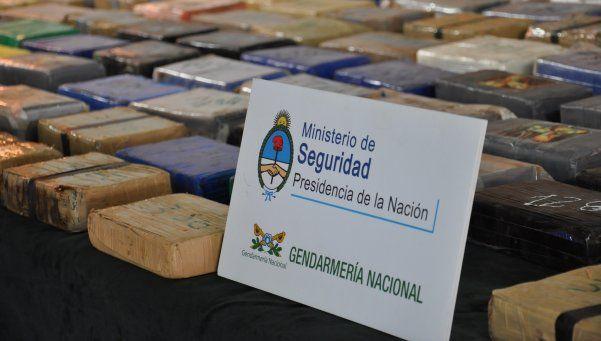 Córdoba: secuestran 310 kilos de cocaína y detienen a 6 personas