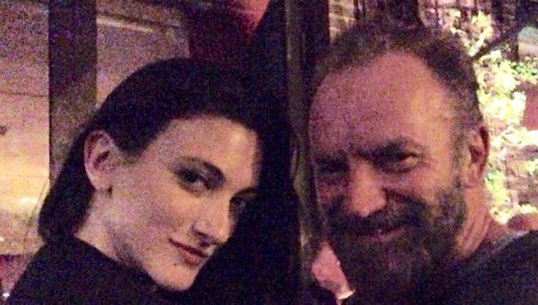"""""""Sting pidió mi número de teléfono y se lo di"""""""