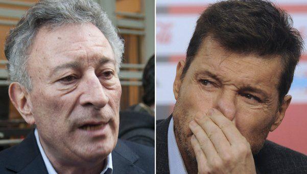 Cuatro de los cinco clubes que más le deben a AFA apoyan a Segura