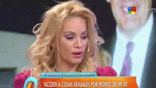 """Ritó volvió a pegarle a su ex: """"Viví situaciones extremas y al límite"""""""