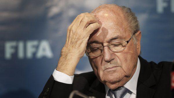 Internaron a Joseph Blatter de urgencia