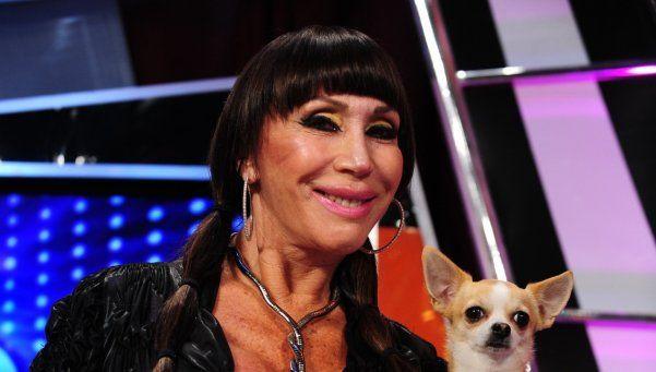 Moria Casán: Lo de Pampita fue todo actuado