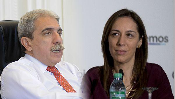 Aníbal Fernández, a Vidal: Acá no hay fin de ciclo