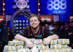 Ganó US$ 7,7M jugando al poker en Las Vegas: ¿sabés cómo festejó?