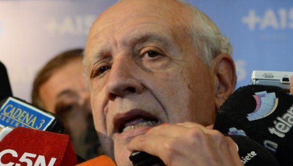 Lavagna apuntó duro contra los economistas de Macri