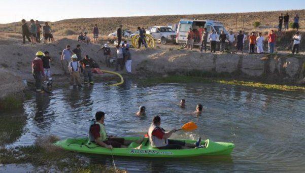 Chico de 13 años se ahogó cuando nadaba con sus amigos