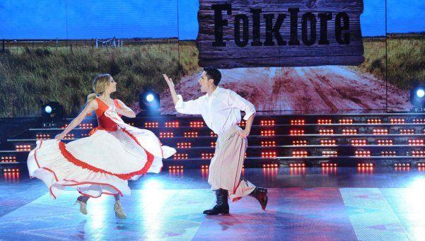 La improvisación arrancó en Bailando con premios y castigos