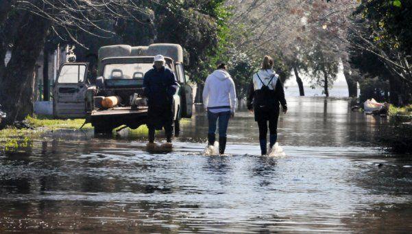 Comienzan a definir plan de contingencia para prevenir las inundaciones