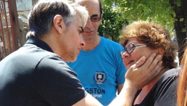 Actores recorren distintos distritos en apoyo a Scioli