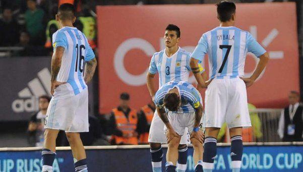 Argentina, sin mano de nocaut
