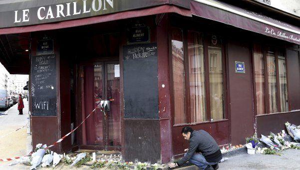 El Estado Islámico se atribuyó el atentado en París