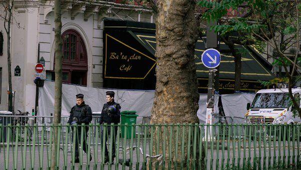 Cuatro detenidos en Francia sospechados de planear un atentado