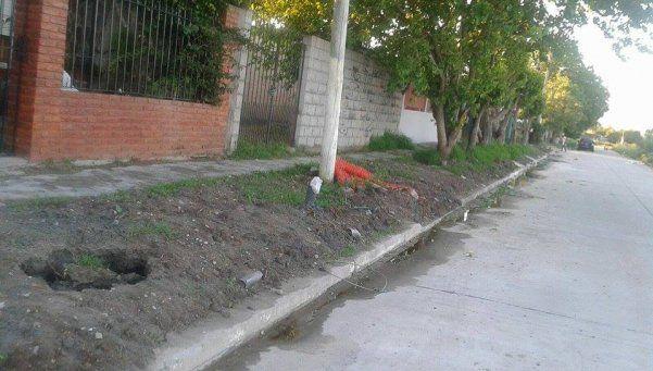 Bronca e incertidumbre por obras inconclusas en Quilmes