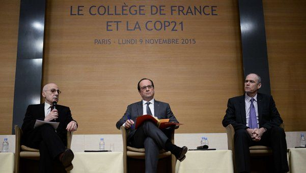 La Conferencia sobre el Clima se mantiene en París