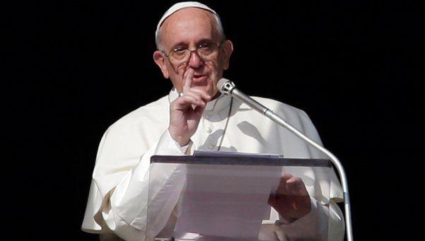 Francisco, sobre los atentados: Es una blasfemia utilizar a Dios