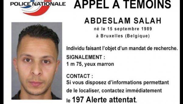 Atentados en París: buscan a un octavo terrorista que está prófugo