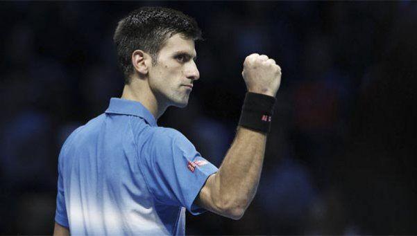 Djokovic y Federer arrasaron en el debut del Masters