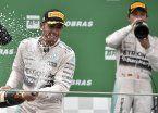 Fórmula Uno: Rosberg ganó en Brasil y festejó el subcampeonato