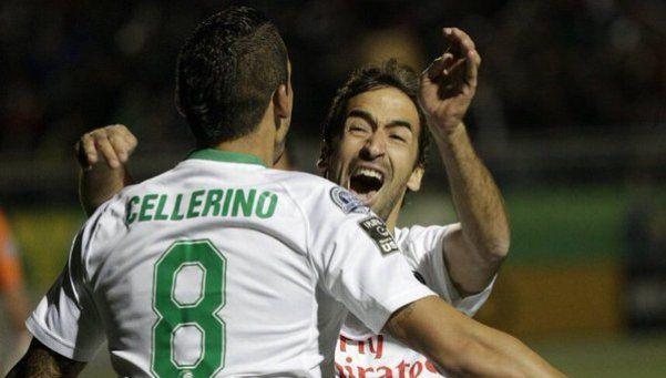 Gastón Cellerino, el argentino que opacó a Raúl en su último partido
