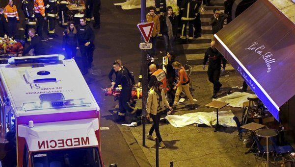 Turquía advirtió a Francia sobre los kamikazes de París