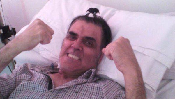 Pocho La Pantera confirmó que tiene cáncer de riñón