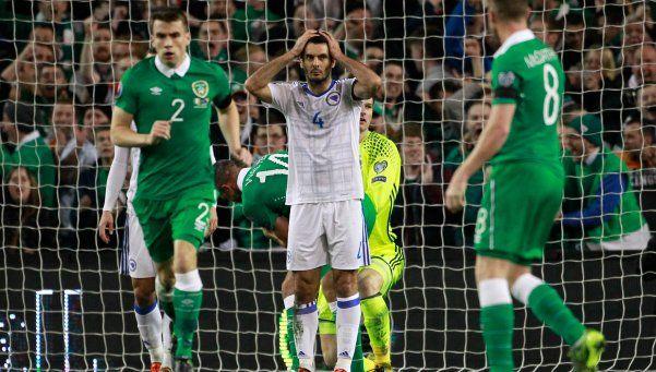 La Eurocopa se teñirá de verde: Irlanda clasificó tras eliminar a Bosnia
