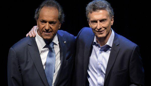 Scioli dijo que cree en las explicaciones de Macri