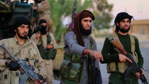 Ahora, el Estado Islámico amenazó a Estados Unidos