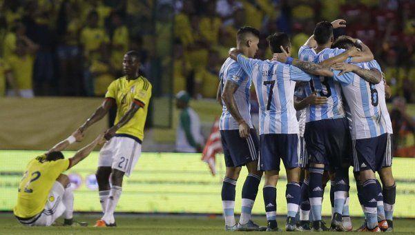 El partido perfecto de Argentina