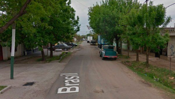 Rosario: apuñalaron a embarazada en plena calle