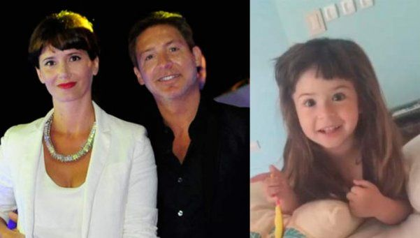 Margarita, la hija de Adrián Suar, debutó en TV