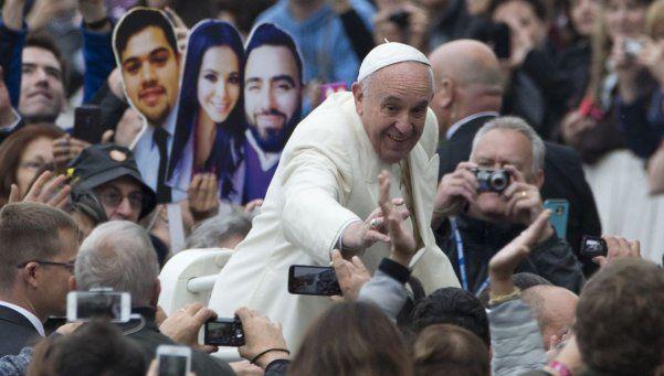 El pedido del Papa: Voten a conciencia