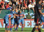 Tigre pone primera en su aventura Sudamericana