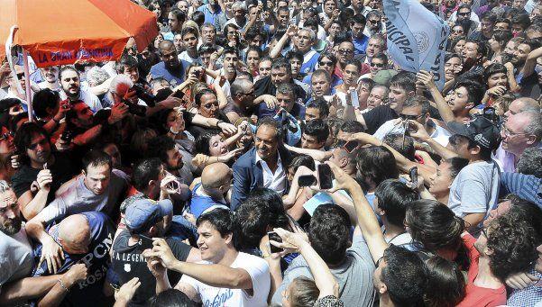Scioli: Están buscando cumplir compromisos con los buitres y FMI