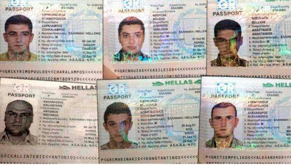 Detuvieron a seis sirios que pasaron por Argentina